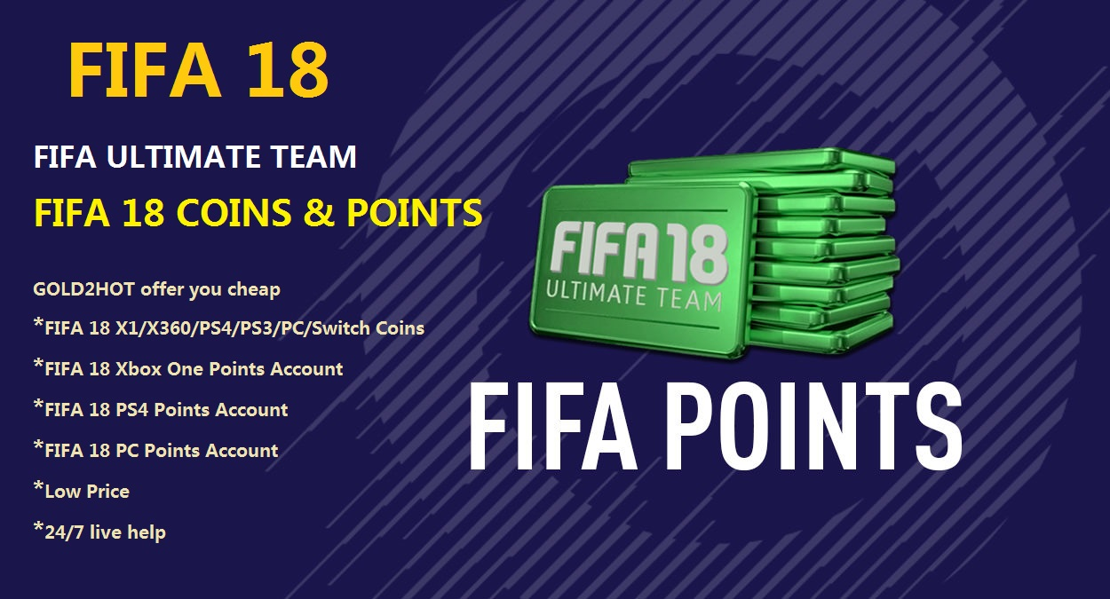 FIFA 18 Points